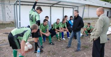 2012-2013 m. m. ASU futbolininkai dalyvavo LSFL čempionate