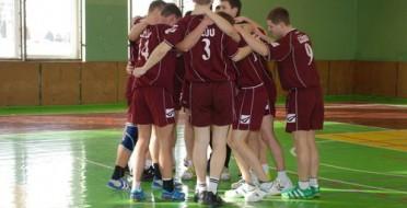 2010 m. LSSA aukštųjų mokyklų rankinio čempionate  LŽŪU rankininkai užėmė V vietą