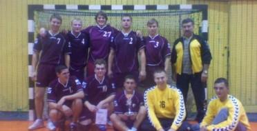 ASU rankininkai – Kauno apskrities vyrų rankinio čempionato prizininkai