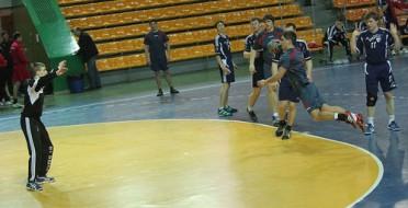 ASU rankininkai dalyvavo Kauno mero rankinio turnyre