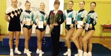 Lietuvos aerobinės gimnastikos Taurės varžybos