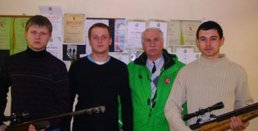 2010 m. Lietuvos šaudymo čempionatas