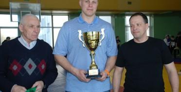2012 m. Tarptautinis graikų-romėnų imtynių turnyras