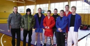 Lietuvos studentų sambo čempionatas