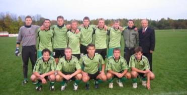 2007 m. LŽŪU futbolo komanda