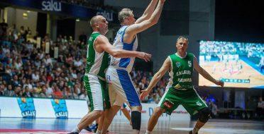 ASU krepšinio treneris Robertas Ragauskas vėl aikštelėje