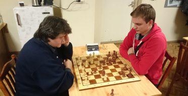 ASU kalėdinis šachmatų turnyras