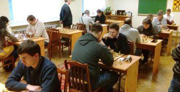 ASU šachmatų turnyras
